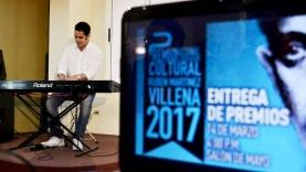 Entrega Premios Rubén Martínez Villena 2017