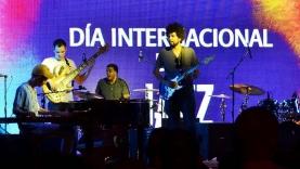 Encuentro de generaciones en el Pabellón Cuba para celebrar el Día Internacional del Jazz