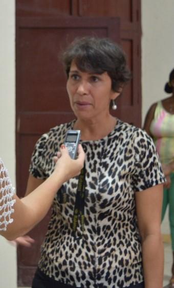 Varinia González Estévez, jefa de la disciplina de Promoción de la carrera Historia del Arte