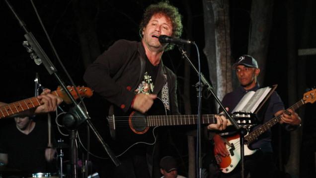 Raúl Paz en concierto Romerías de Mayo