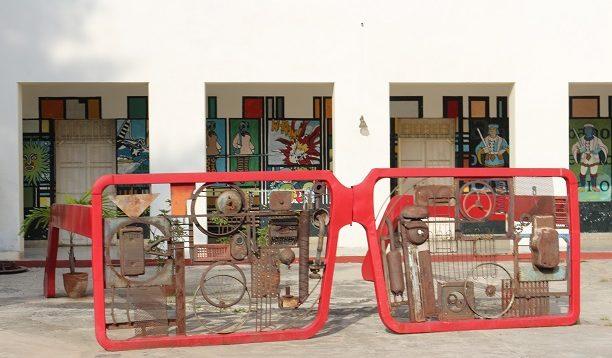 nube en la Bienal de La Habana