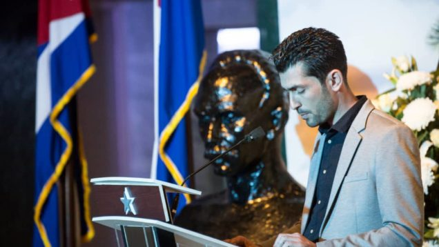 Rafael González Muñoz, Presidente de la Asociación Hermanos Saíz