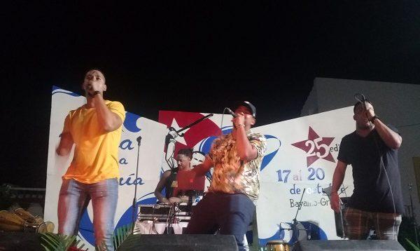 Negrons se presenta en Fiesta de la Cubanía