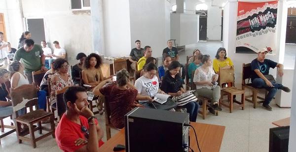 Entre Música (Foto: Yeinier Aguilera Concepción)
