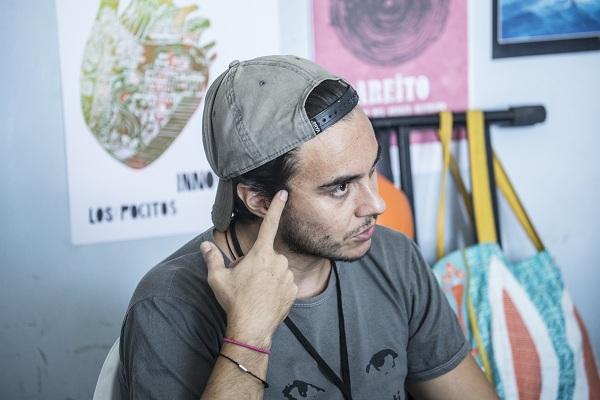 Santiago Barbosa (Foto Eddos)