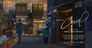 Captura de la película Buscando a Casal