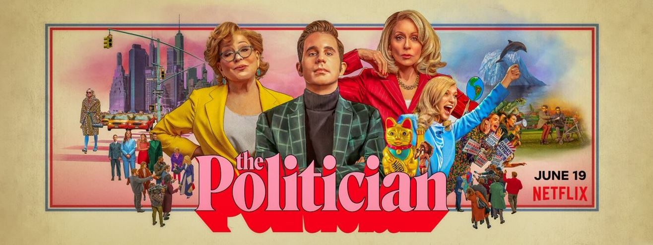 Póster de la segunda temporada de The Politician/ Tomado de internet