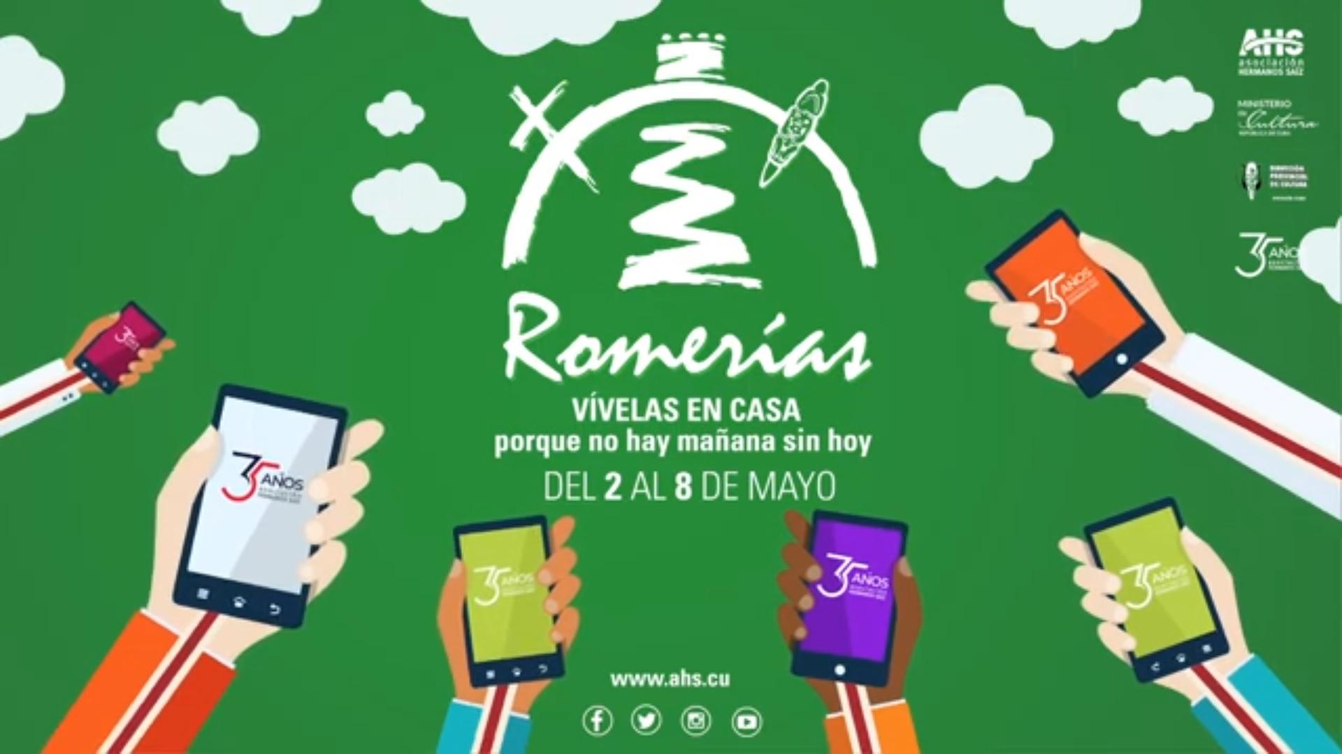Romerías de Mayo on line 2021